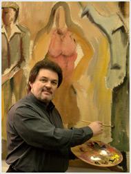 Εκθεση Ζωγραφικής Γιάννης Μίχας 2