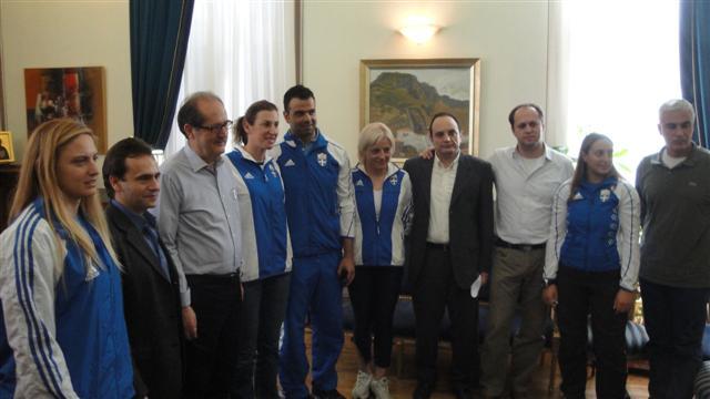Βούλα Ζυγούρη - Ολυμπιονίκες στη Μεσσηνία 3