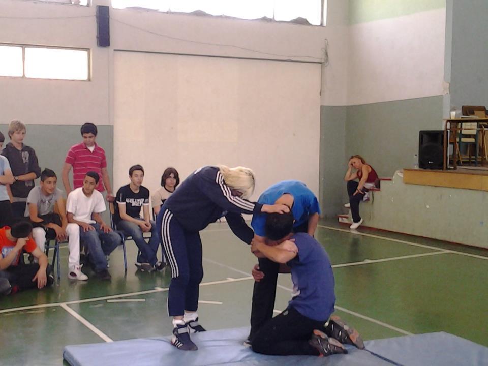 Ολυμπιονίκες Περιστέρι Βούλα Ζυγούρη 2