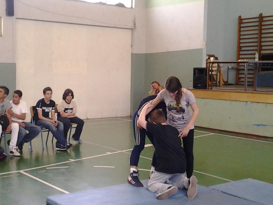 Ολυμπιονίκες Περιστέρι Βούλα Ζυγούρη 4