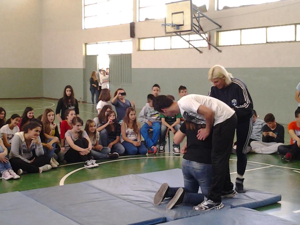 Ολυμπιονίκες Περιστέρι Βούλα Ζυγούρη 6