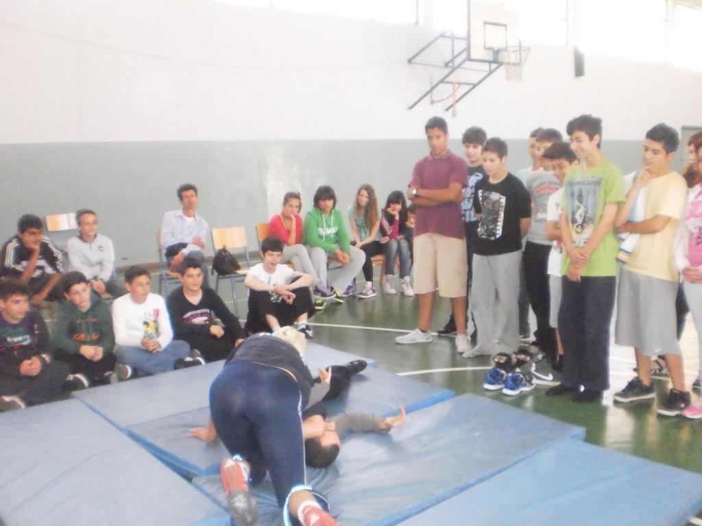 Συγκέντρωση Ολυμπιονικών Περιστέρι Βούλα Ζυγούρη 5