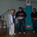 Γουμένισσα 2009 - Παρουσίαση της πάλης - Βούλα Ζυγούρη 15