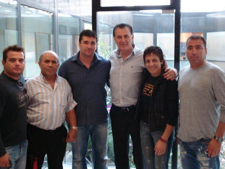 Επίσκεψη στον Δήμαρχο Περιστερίου - Βούλα Ζυγούρη 2