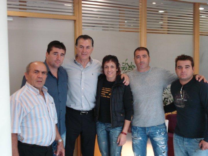 Επίσκεψη στον Δήμαρχο Περιστερίου - Βούλα Ζυγούρη 3