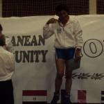 Μεσογειακό Πρωτάθλημα Πάλης 2011 - Βούλα Ζυγούρη 1