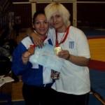 Μεσογειακό Πρωτάθλημα Πάλης 2011 - Βούλα Ζυγούρη 14