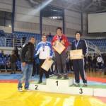 Πανελλήνιο Πρωτάθλημα Πάλης 2010 - Βούλα Ζυγούρη 15