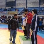 Πανελλήνιο Πρωτάθλημα Πάλης 2010 - Βούλα Ζυγούρη 4