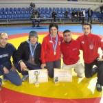 Πανελλήνιο Πρωτάθλημα Πάλης 2010 - Βούλα Ζυγούρη 7