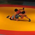 Πανελλήνιο πρωτάθλημα Ελληνορωμαϊκής και Ελευθέρας - Βούλα Ζυγούρη 1