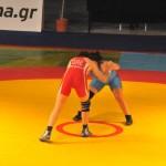 Πανελλήνιο πρωτάθλημα Ελληνορωμαϊκής και Ελευθέρας - Βούλα Ζυγούρη 7