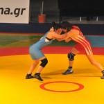 Πανελλήνιο πρωτάθλημα Ελληνορωμαϊκής και Ελευθέρας - Βούλα Ζυγούρη 9