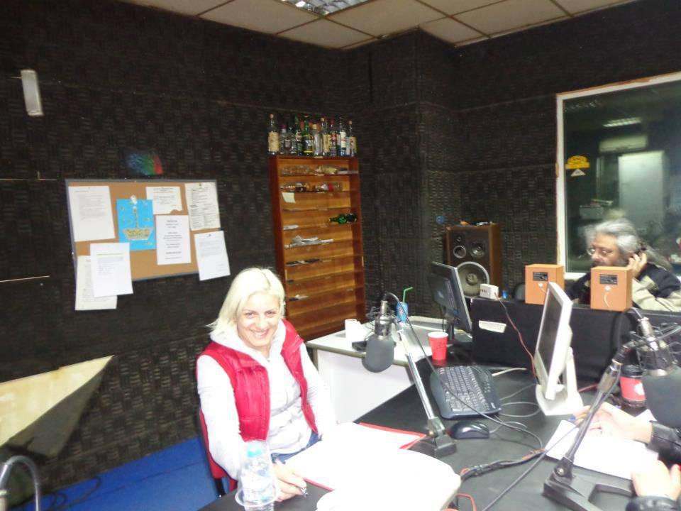 Ράδιο Επικοινωνία 94 FM - Βούλα Ζυγούρη 3