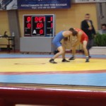Στρατιωτικό Πρωτάθλημα Πάλης 2010 - Βούλα Ζυγούρη 10