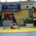 Στρατιωτικό Πρωτάθλημα Πάλης 2010 - Βούλα Ζυγούρη 12