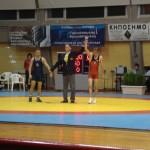 Στρατιωτικό Πρωτάθλημα Πάλης 2010 - Βούλα Ζυγούρη 13