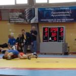 Στρατιωτικό Πρωτάθλημα Πάλης 2010 - Βούλα Ζυγούρη 2
