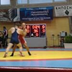 Στρατιωτικό Πρωτάθλημα Πάλης 2010 - Βούλα Ζυγούρη 4