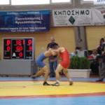 Στρατιωτικό Πρωτάθλημα Πάλης 2010 - Βούλα Ζυγούρη 7
