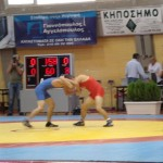 Στρατιωτικό Πρωτάθλημα Πάλης 2010 - Βούλα Ζυγούρη 8