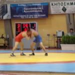 Στρατιωτικό Πρωτάθλημα Πάλης 2010 - Βούλα Ζυγούρη 9