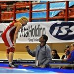 3ο Μεσογειακό Πρωτάθλημα Πάλης - Βούλα Ζυγούρη 12