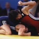 Athens 2004 Olympic Wrestling Voula Zygouri 13