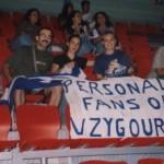 Athens 2004 Olympic Wrestling Voula Zygouri 17