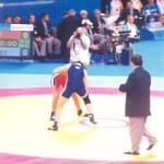 Athens 2004 Olympic Wrestling Voula Zygouri 24