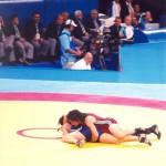 Athens 2004 Olympic Wrestling Voula Zygouri 26