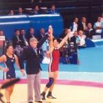 Athens 2004 Olympic Wrestling Voula Zygouri 28