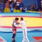 Athens 2004 Olympic Wrestling Voula Zygouri 29