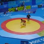 Athens 2004 Olympic Wrestling Voula Zygouri 3
