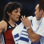 Athens 2004 Olympic Wrestling Voula Zygouri 6