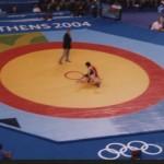 Athens 2004 Olympic Wrestling Voula Zygouri 9