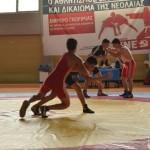 Παρουσίαση πάλης - Φεστιβάλ ΚΝΕ - Βούλα Ζυγούρη 17