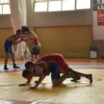 Παρουσίαση πάλης - Φεστιβάλ ΚΝΕ - Βούλα Ζυγούρη 19