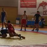 Παρουσίαση πάλης - Φεστιβάλ ΚΝΕ - Βούλα Ζυγούρη 24