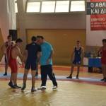 Παρουσίαση πάλης - Φεστιβάλ ΚΝΕ - Βούλα Ζυγούρη 26