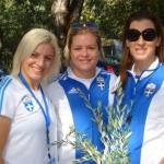 Αφή Φλόγας Χειμερινών Ολυμπιακών Αγώνων Sochi - Βούλα Ζυγούρη 42
