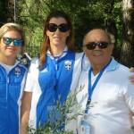 Αφή Φλόγας Χειμερινών Ολυμπιακών Αγώνων Sochi - Βούλα Ζυγούρη 7