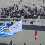 Τελέτη παράδοσης ολυμπιακής φλόγας για το Sochi - Βούλα Ζυγούρη 11