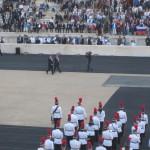 Τελέτη παράδοσης ολυμπιακής φλόγας για το Sochi - Βούλα Ζυγούρη 21