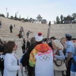 Τελέτη παράδοσης ολυμπιακής φλόγας για το Sochi - Βούλα Ζυγούρη 24