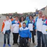 Τελέτη παράδοσης ολυμπιακής φλόγας για το Sochi - Βούλα Ζυγούρη 25