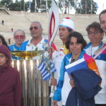 Τελέτη παράδοσης ολυμπιακής φλόγας για το Sochi - Βούλα Ζυγούρη 28