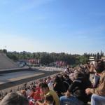 Τελέτη παράδοσης ολυμπιακής φλόγας για το Sochi - Βούλα Ζυγούρη 3