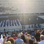 Τελέτη παράδοσης ολυμπιακής φλόγας για το Sochi - Βούλα Ζυγούρη 8