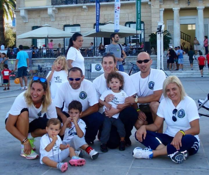 Spetses Mini Marathon - Ημιμαραθώνιος Σπετσών - Βούλα Ζυγούρη 2